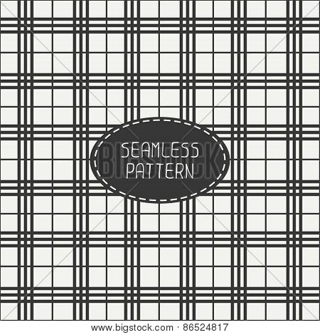 Geometric striped hipster seamless linear pattern. Tiling. Wrapping paper. Tiling. Beautiful line  v
