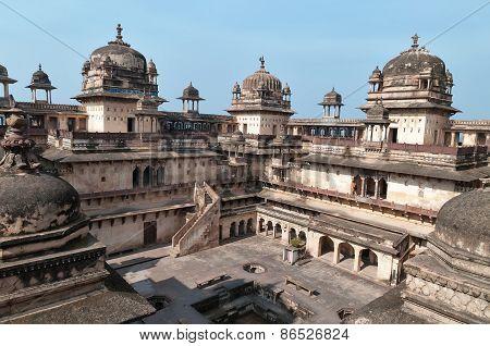 Jahangir Mahal Or Orchha Palace