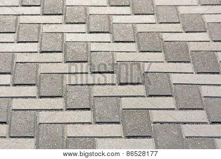 Paving Tiles.