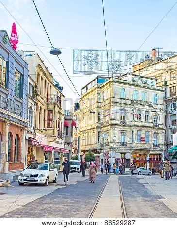 The Beyoglu District