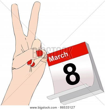 March 8, International Women's Day