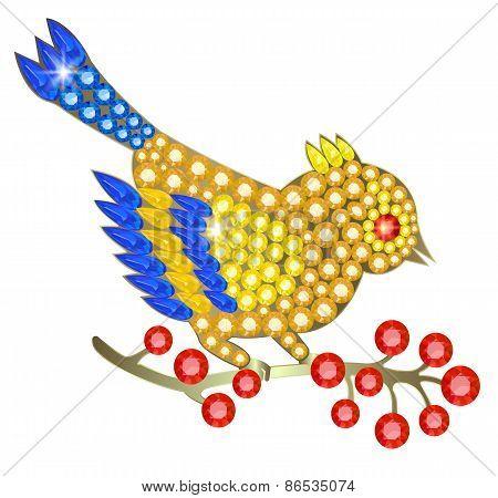 Jewelry birdie