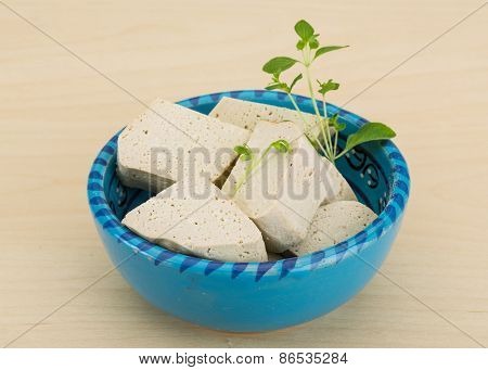 Tofu - Soya Cheese