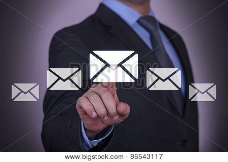 contact symbols concept