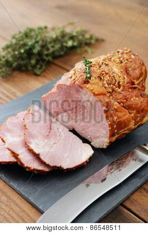Sliced Cold Baked Pork