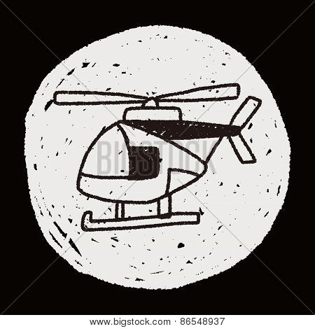 Doodle Helicopters