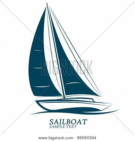 Sailboats Vector