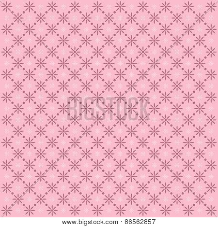 Vector Illustration Of Seamless Pattern.