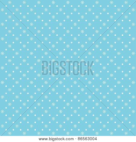 Vector Retro Pattern.  Cute Seampless Card.