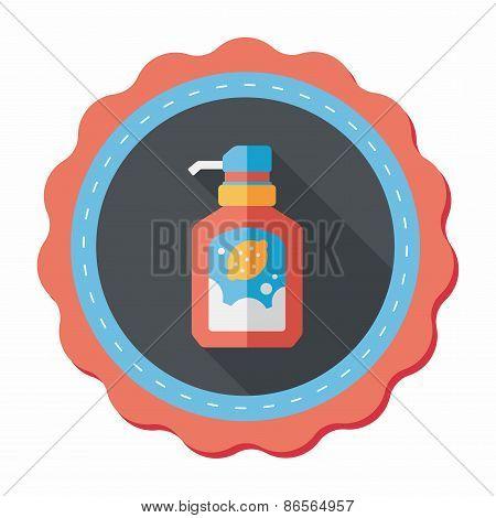 Kitchenware Dish Soap Flat Icon