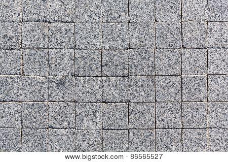 Stone Block Paving Texture