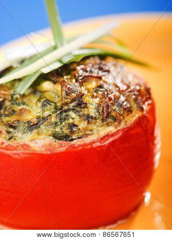 Stuffed Tomato
