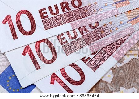 Euro 10 Notes