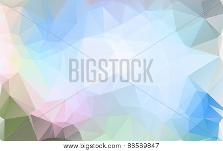 vector Illustrator Graphic Design Background.