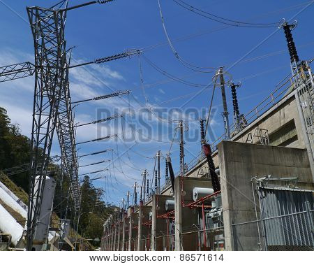 Electricity distribution system