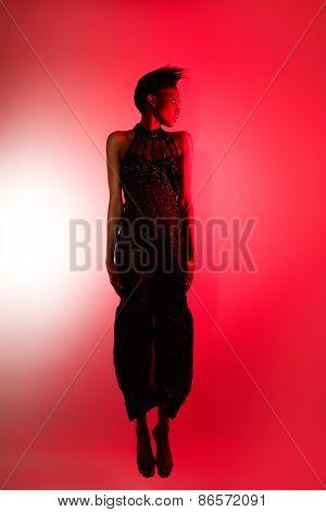 Red Fashion Alert