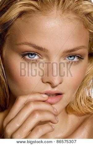 Tanned Girl