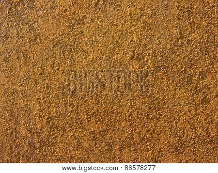 Texture Of Rusty Surface