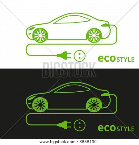 Eco style car