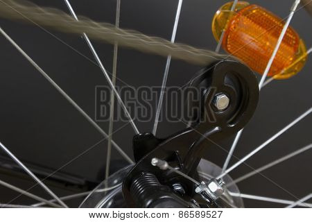 Bicycle Closeup