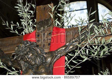 Jesus easter crucifixion