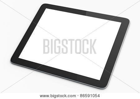 Blank Touch Pad