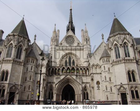 London Justice Courts