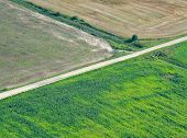 image of crossroads  - Crossroads and Fields crossroads - JPG