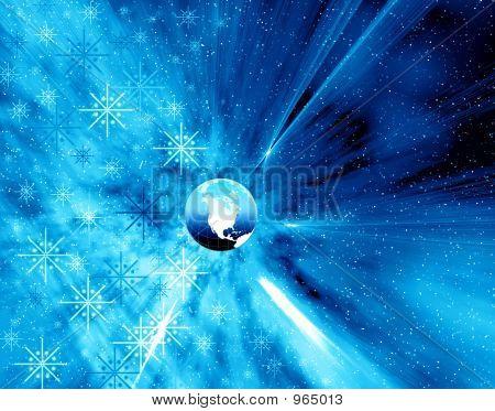 Christmas Space