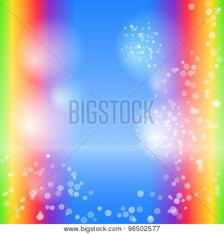 Sparkle-rainbow-gradient-background-bright-splashes-circles