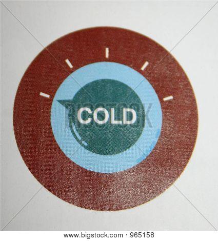 Temperatur-Zeichen
