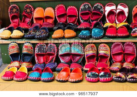 Turkish footwear
