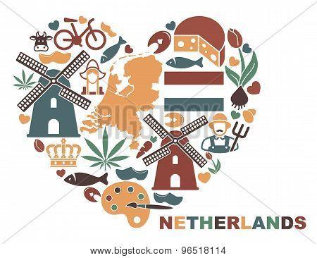 I love the Netherlands