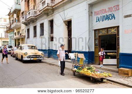 Havana, Urban Scene