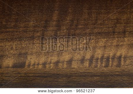 Dark Brown Natural Wood Background