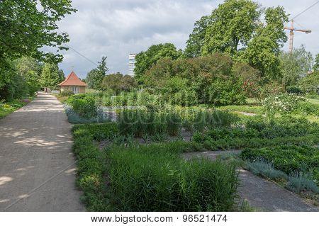 Friendshiop Island Potsdam