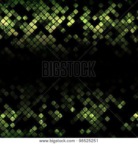 Green Mosaic01A