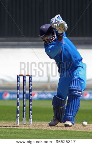 CARDIFF, WALES - June 04 2013: India's Dinesh Karthik during the ICC Champions Trophy pre tournament warm up international cricket match between India and Australia