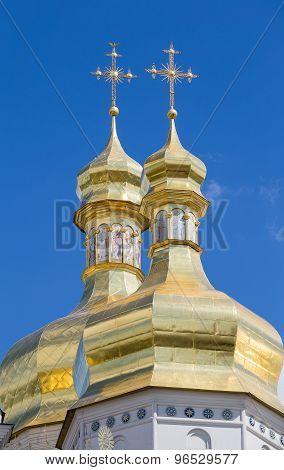Kiev Pechersk Lavra Or Kyiv Pechersk Lavra ( Kyievo-pechers'ka Lavra )