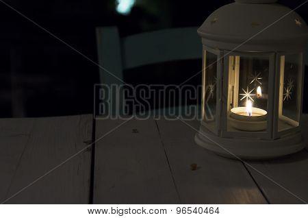 Romantic Dinner In The Port