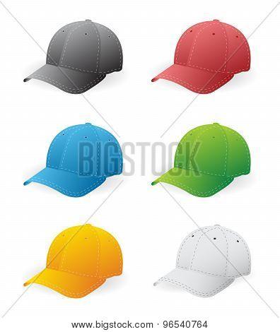 Baseball Cap Set