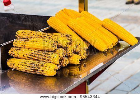 corn on Istanbul
