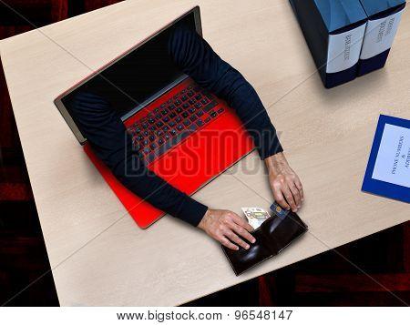 hacker cyber criminal