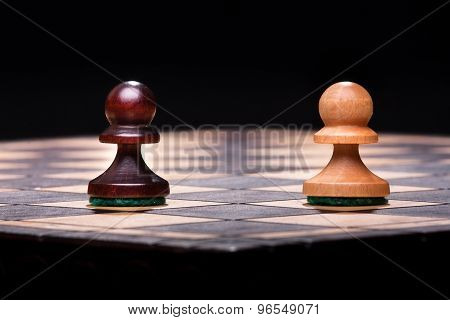 Two Pawns