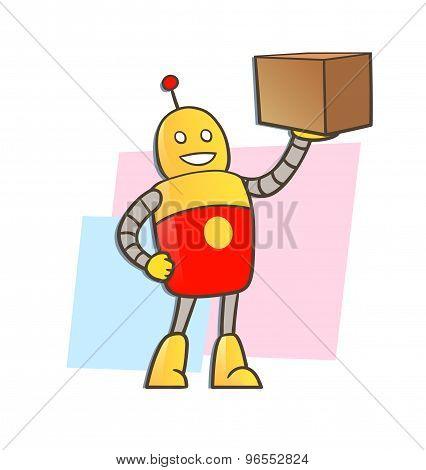 Robot Courier