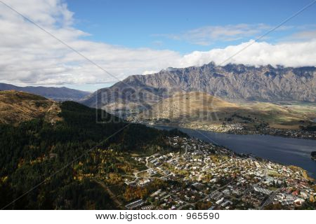 Lakefront From Queenstown