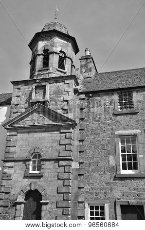 Tolbooth Tower