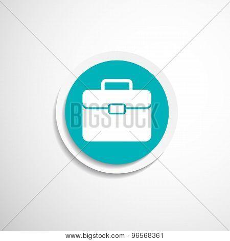 suitcase icon icon travel business sign symbol