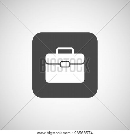 suitcase icon icon travel business sign symbol