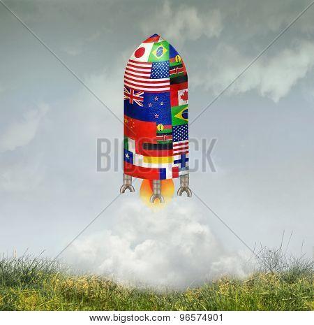 One Spaceship